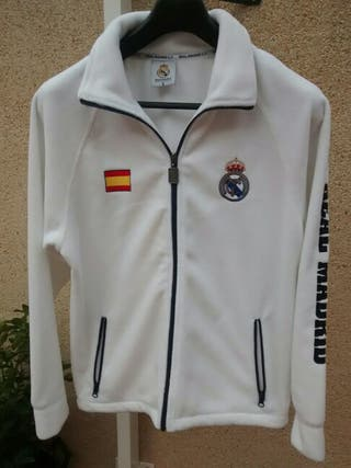 Forro polar Real Madrid talla S.
