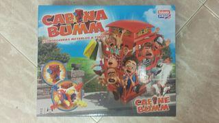 juego cabina bumm