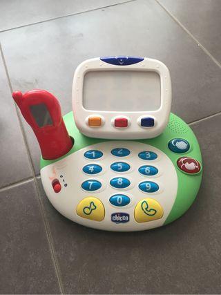 Juguetes telefono ordenador