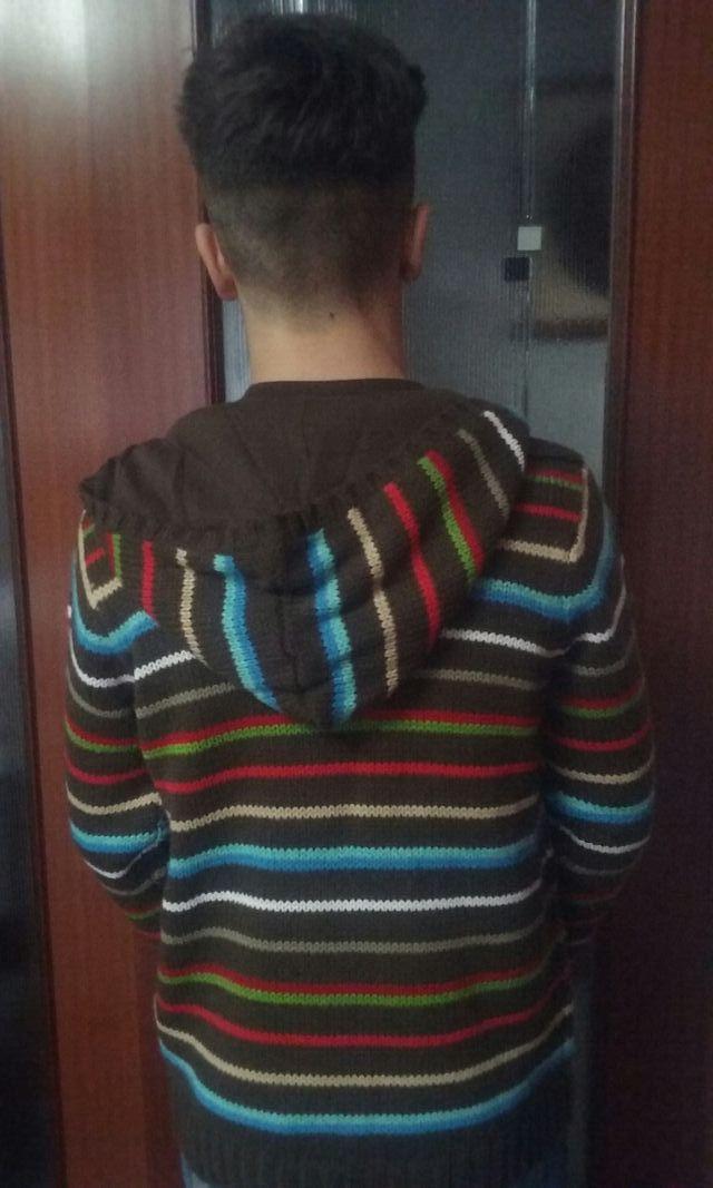 Conjunto de camiseta y jersey