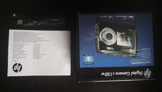 Camara digital HP Sumergible