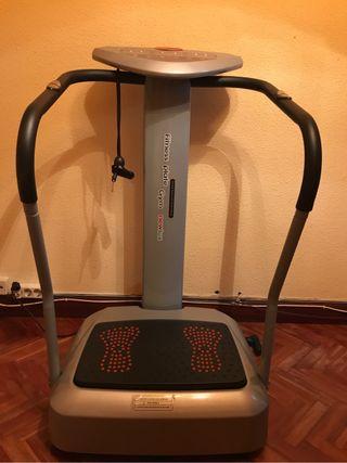 Fitness plate body shaper