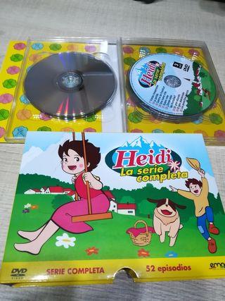 Serie completa Heidi dvd