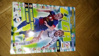 Álbum cromos Liga 2013-2014