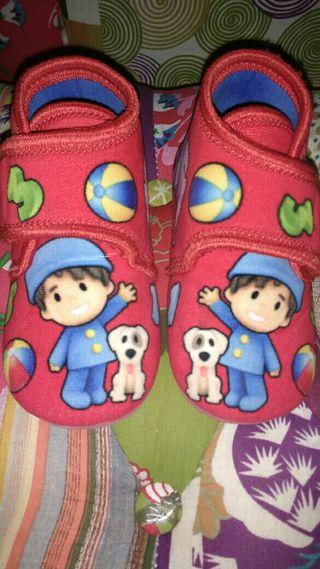 zapatillas de casa niñ@