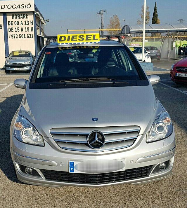Mercedes-Benz Clase B 200 cdi automatic