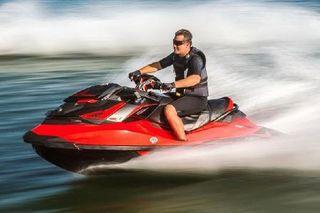 Moto de agua Sea-Doo RXP300