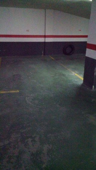 Plaza de garaje en venta. Tavernes Blanques