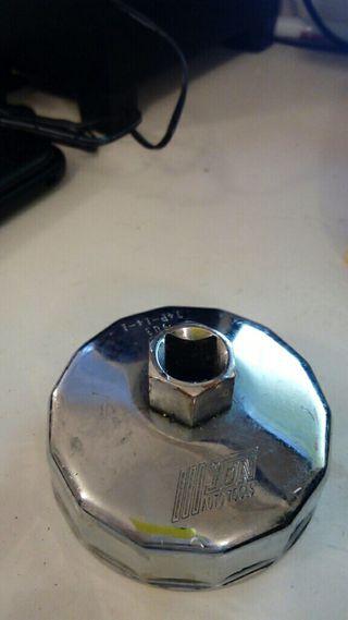 llave filtro aceite tdi
