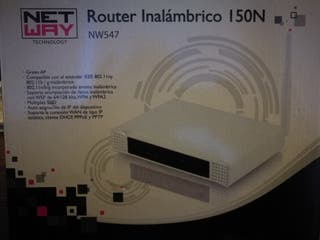 Router adsl