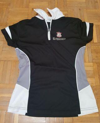 camiseta mujer corinthians