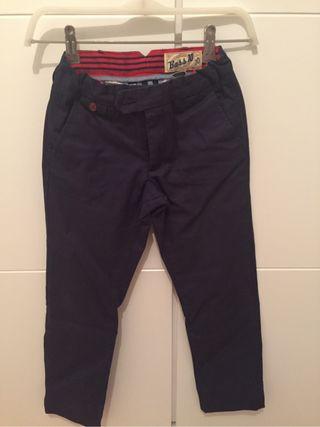 Pantalon chino t- 10