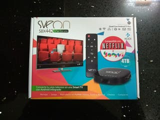 SmartTv Sveon SBX442