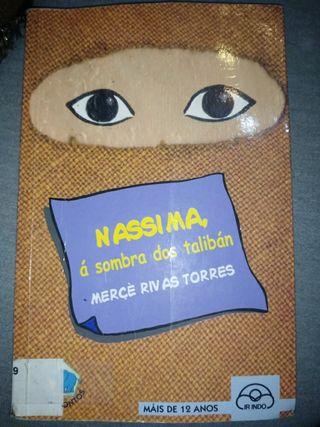 Nassima, á sombra dos talibán