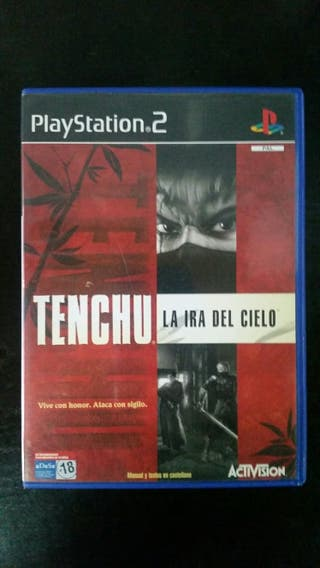 "Tenchu "" la ira del cielo """
