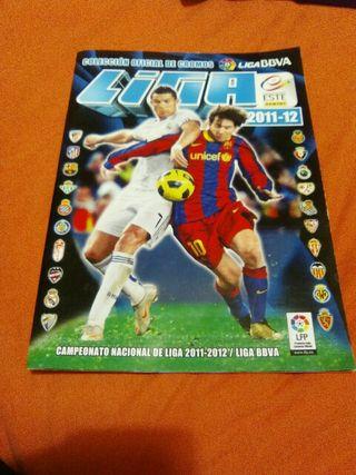 2011-12 Liga Este album cromos