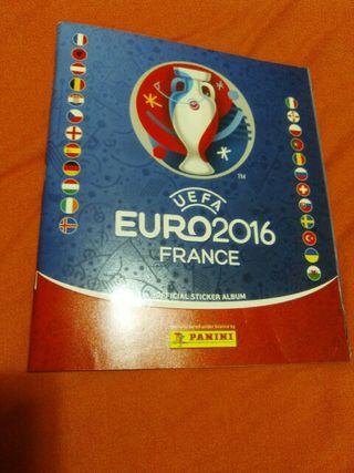 Eurocopa 2016 album cromos