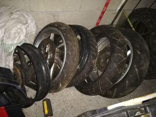 ruedas completas nsr
