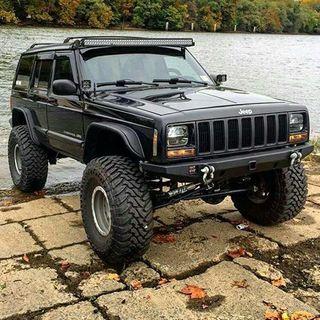 Despiece completo Jeep Cherokee XJ