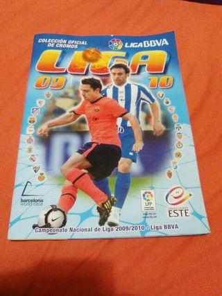 2009-10 Liga Este album cromos