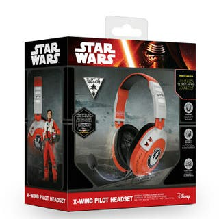 AURICULARES X-WING PILOT HEADSET STAR WARS PS4