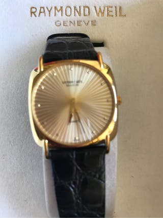 Reloj de hombre RAYMOND WEIL