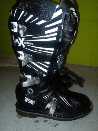 Botas enduro motocross forma terrain tx