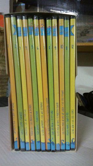 coleccion DVD cuentos infantiles.