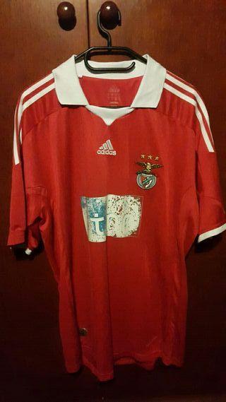 Camisa de fútbol Benfica
