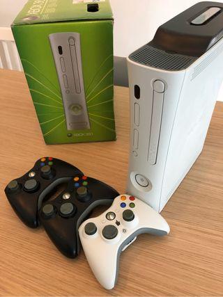 Xbox 360 modifi