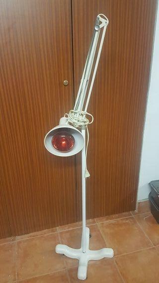 Lámpara de calor fisioterapia