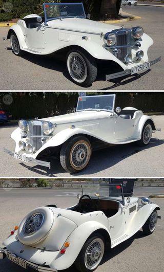 clasico ( replica MG TF 1950)
