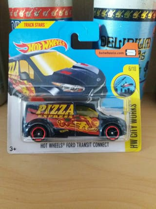 Hot Wheels Ford Transit Connect Treasure Hunt