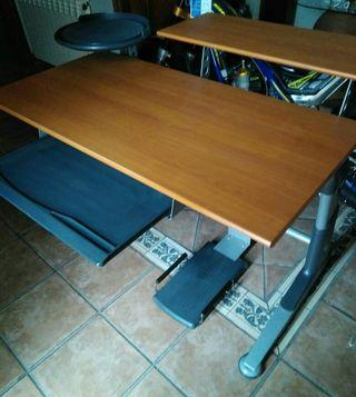 Mesa ordenador-escritorio
