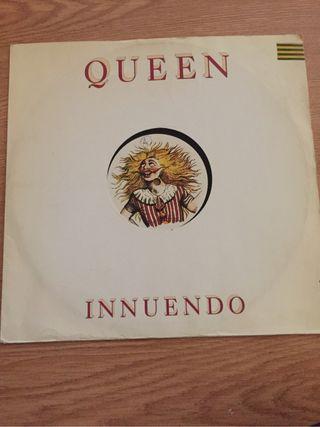 Queen lp promocional
