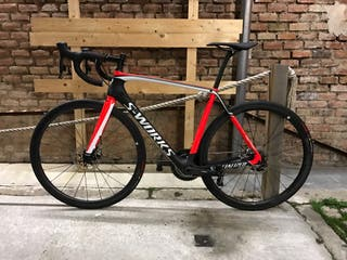 Bici Specialized Tarmac S-Works Disc T-56