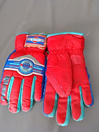 guantes ski niños