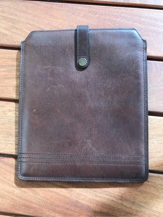 Funda Ipad Burberry auténtica