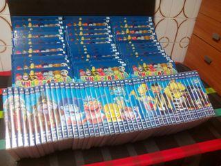 Coleccion COMPLETA DE LUNNIS