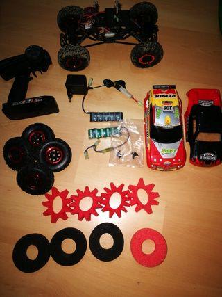 radio control crawler
