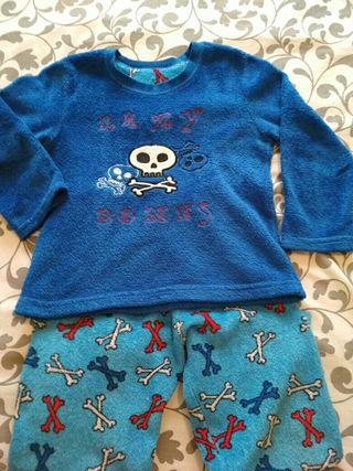 Pijama para niño de 7-8 años