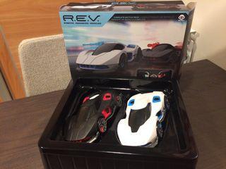 R.E.V (vehiculo robotico)