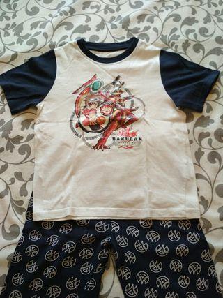 pijama niño 7-8 años