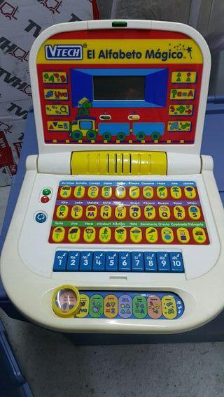 ordenador niño