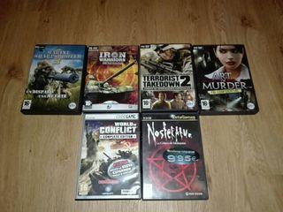 juegos para PC para Windows XP originales