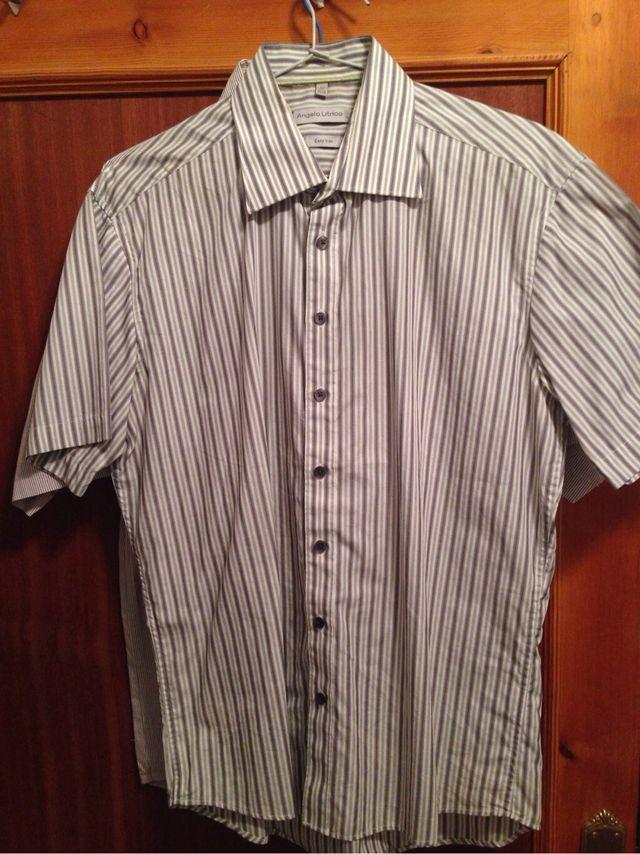 URGE Lote 6 camisas manga corta hombre talla M