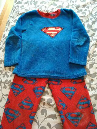 Pijama para niño de 6-7 años