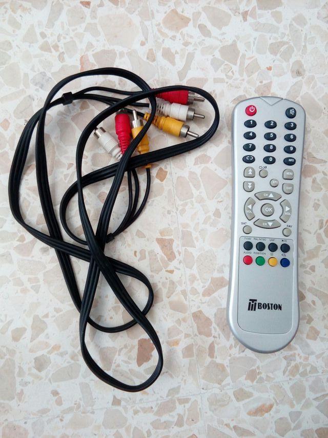 Decodificador Satélite Digital Tboston DVB 4500
