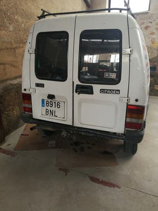 furgoneta citroen c15 diesel