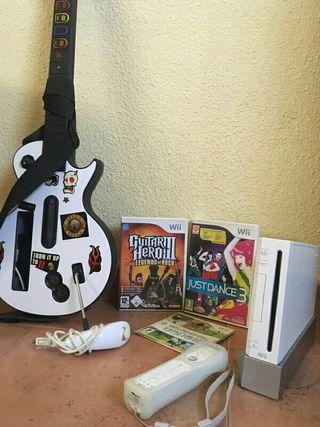 Wii+ Juegos